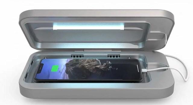 New Tech Gadgets 2019: Phone Soap 3 Phone Sanitizer 2002
