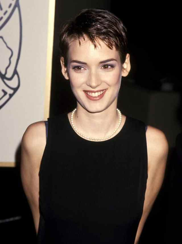 Winona Ryder, Forever Icon of Autumnal Style