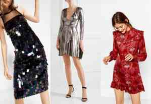 The Best Dresses to Wear to Your New Year's Eve Party
