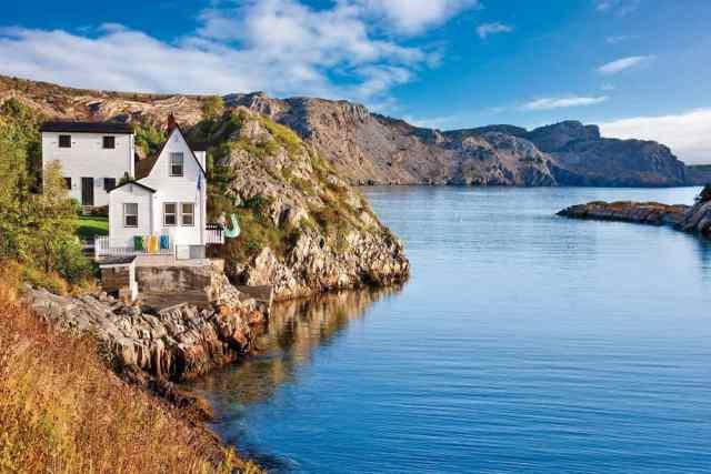 Newfoundland scenery