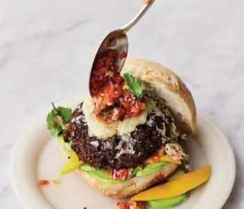 2020 Best Vegan Burger Recipe