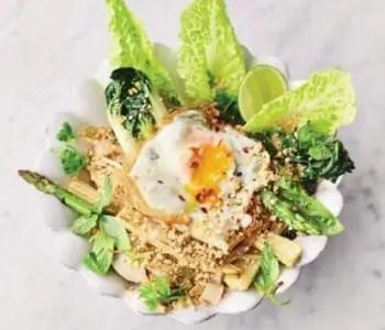 [Vegetarian Recipe] Veggie Pad Thai