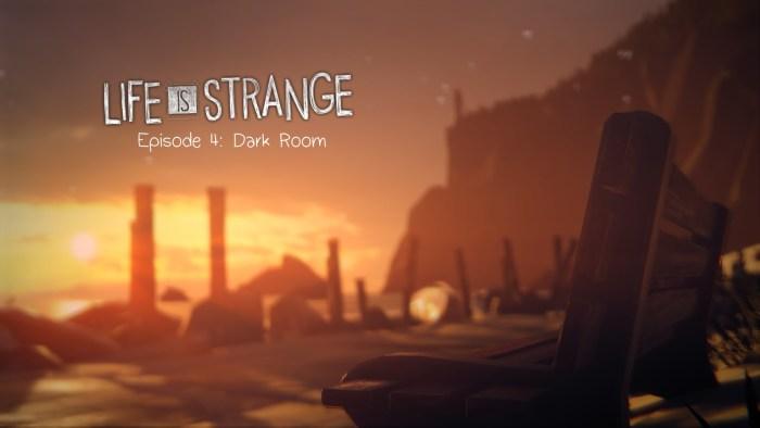 Dark Room - Title