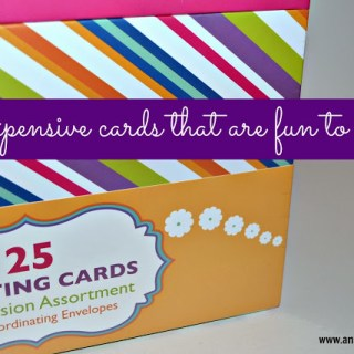 Birthday Cards At A Stellar Price!