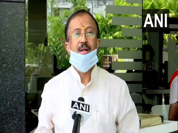 Union Minister of State for External Affairs V Muraleedharan (File pic)