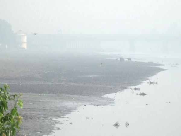 Yamuna River representative image