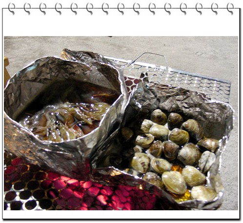 94.11.05 宜蘭不重複之旅(2) – 豪華民宿檜木屋夜烤