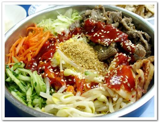 金羅道韓式拌飯 @愛吃鬼芸芸