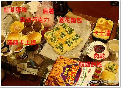 97.01.12 瘋狂澱粉(麵包)Party