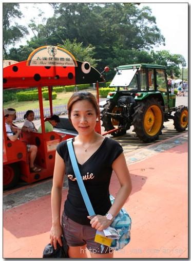 97.07.26 拉拉山 + 大溪花海農場一日遊(下)