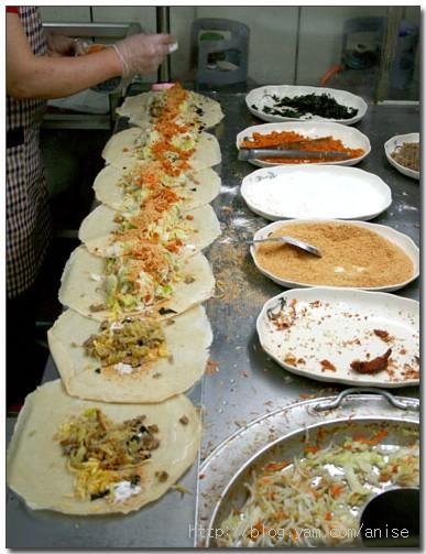 97.10.10 -97.10.11 埔里美食篇~你我他晚點、小上海阿和小籠包、 Eason媽的中式早餐舖、邵族瑪蓋旦小米香腸、香菇包/高麗菜包