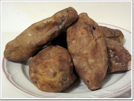 【試吃】香甜好滋味~番薯媽媽的地瓜超甜!
