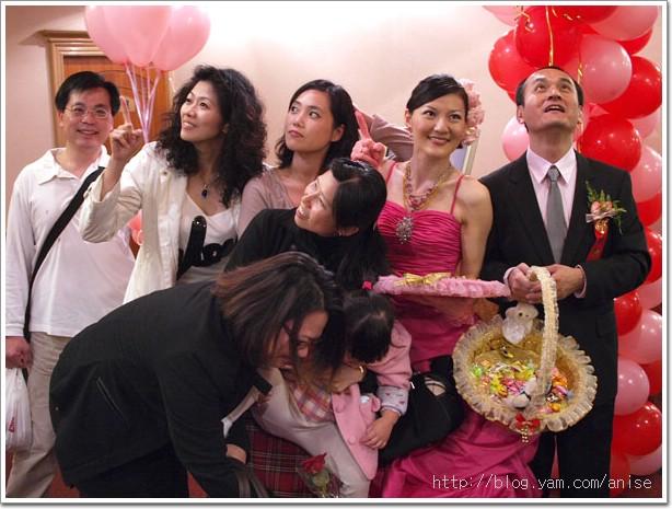 99.04.17 大麻與大哈哈的婚禮@蘆洲海霸王,要幸福喔! @愛吃鬼芸芸