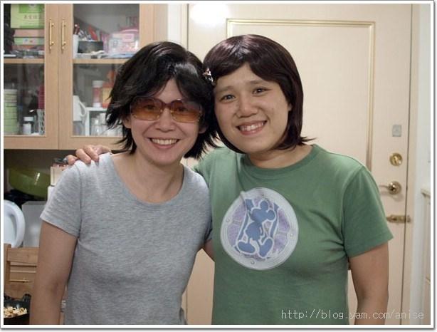 99.07.19 貓狗相見歡之姐妹聚會假髮片亂亂戴
