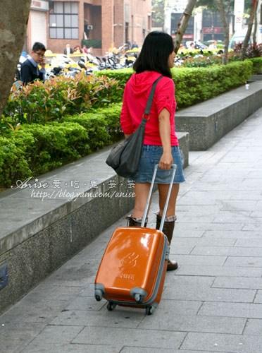 【好物推薦】我的專屬行李箱~ikonshop