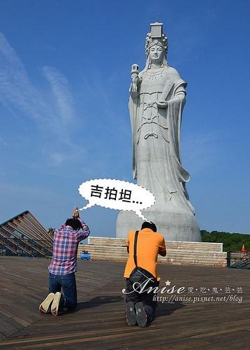 馬祖南竿.北海坑道、媽祖巨神像、天后宮