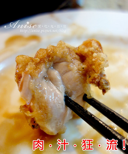 捷運松江南京站美食.食彩櫻,炸雞塊好吃!