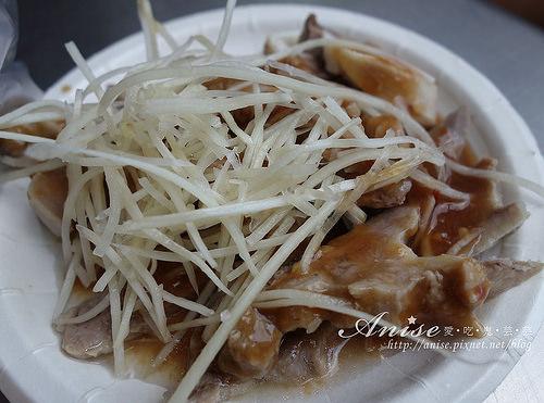 遼寧夜市美食.三好一公道涼麵