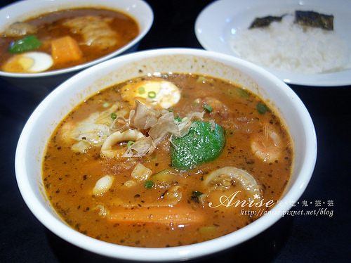 札幌美食.心湯咖哩@2014北海道自助旅行