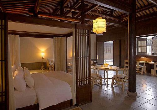 杭州西湖.法雲安縵酒店,低調奢華古色古香
