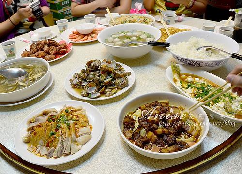 馬祖北竿美食.龍福山莊、阿婆魚麵、鴻星平海鮮樓、發師傅黃金地瓜餃