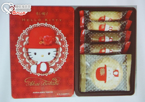 紅帽子(赤い帽子(AKAI BOHSHI))喜餅禮盒,更名後全新出發!(得獎公佈)
