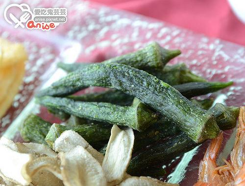 鮮味屋蝦大爺、牛蒡、洋蔥、秋葵,新奇零嘴超特別!(獎品已抽出)