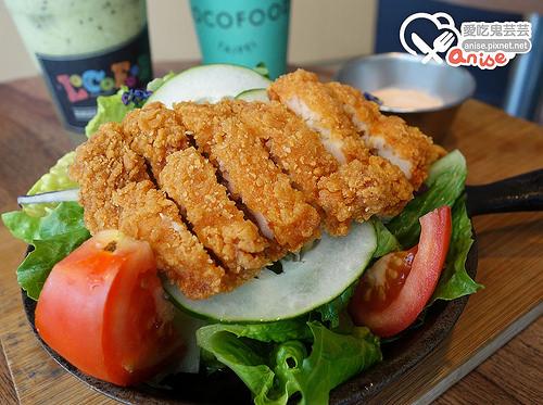 南京東路站美食.樂口福LOCOFOOD早午餐