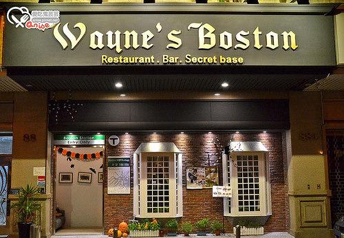 Wayne's Boston 波士頓餐廳,萬聖節氣氛好嗨啊!