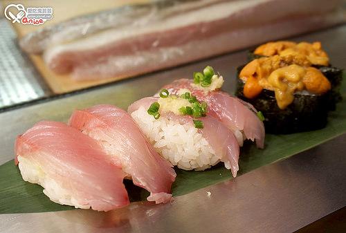 東京美食.立喰い寿司(立吞),站著吃壽司!