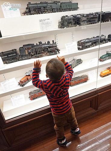 橫濱景點.原鐵道模型博物館,鐵道迷一生一定要去一次的博物館