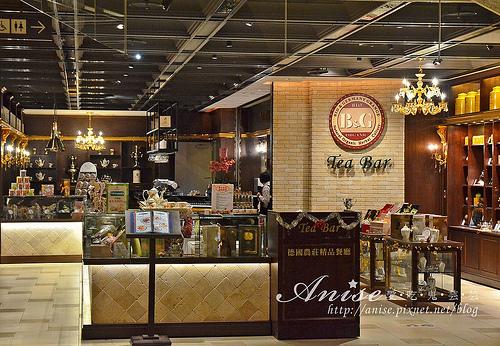 信義區美食.德國農莊德式精品餐廳B&G Tea Bar@BELLAVITA