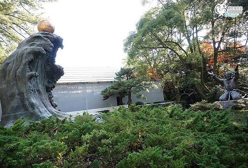 島根旅遊.出雲大社,神無月的神明聚集地!