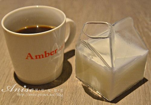 信義安和站咖啡.Amber cafe,環境舒適價格不低