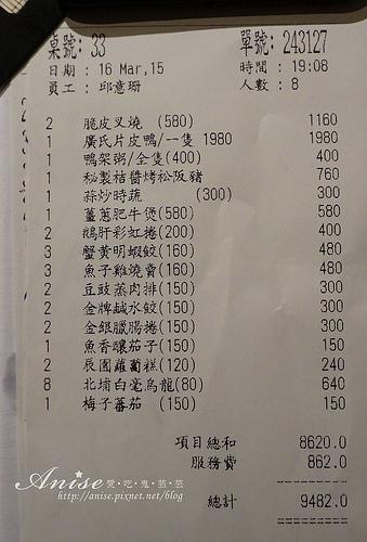 台北烤鴨.喜來登辰園烤鴨名不虛傳,果真美味!@2018米其林餐盤