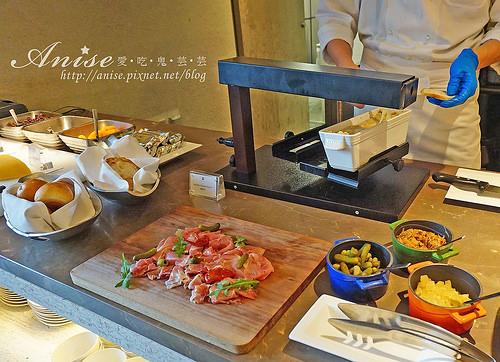 寒舍艾麗酒店Humble House,LA FARFALLA 義式餐廳(下午茶買3送1快衝啊!)