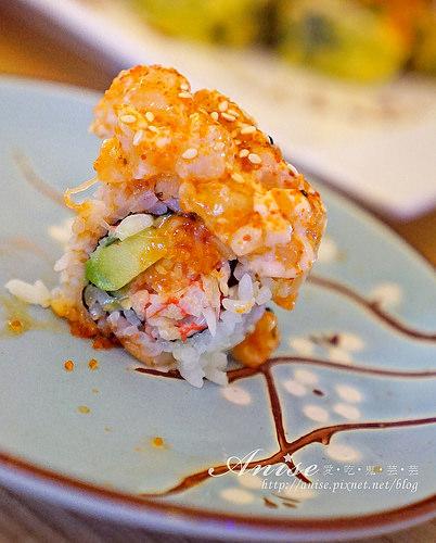 信義區美食.izumi 湶,來份清爽消暑的加州捲吧!