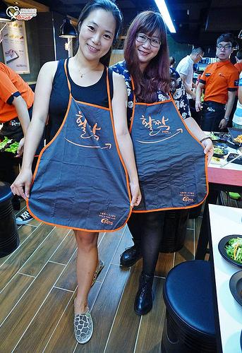 正宗韓國八色烤肉來台展店囉!八種口味的五花豬肉一次滿足(禮券已送出!)