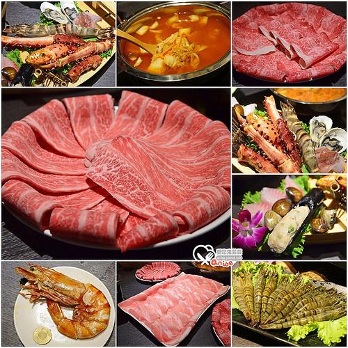 方圓涮涮屋二店,不僅是肉鬼的天堂,還多了澎派的海鮮!