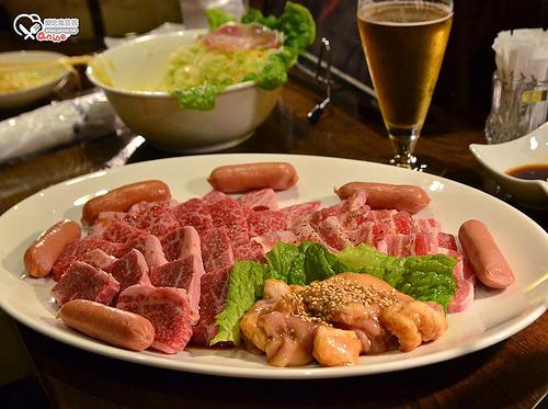 侍肉師本舖~超美味和牛燒肉Yakinikukitagaki (焼肉きたがき)