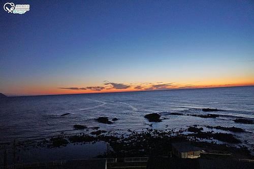 北海道:道北→利尻島,留萌市黃金岬濱海公園夕陽BBQ(海のふるさと館)