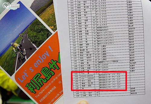 北海道:道北→利尻島,2015利尻島自行車環島,GO!