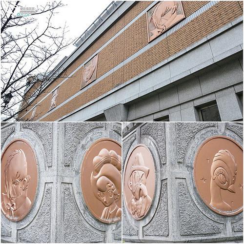 寶塚:手塚治虫博物館、寶塚文化創造館、寶塚歌劇院(魯邦三世)