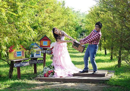 婚攝場地~淡水莊園,恭喜跌倒阿姨、賀喜跌倒阿姨