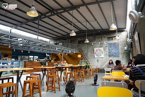 北投倉庫咖啡屋.拾米屋