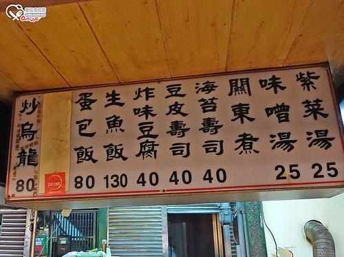 華西街美食:壽司王、昶鴻麵點、阿猜嬤甜湯