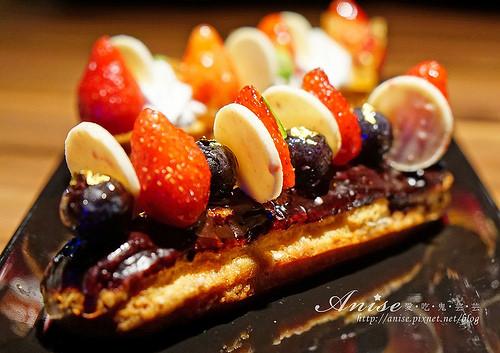 好米亞.東區義法餐酒館,wine佐餐酒搭配餐點超對味,冬天草莓甜點大軍出動啦!