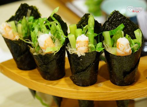 一宗壽司,超值組合餐果真料好實在,推!