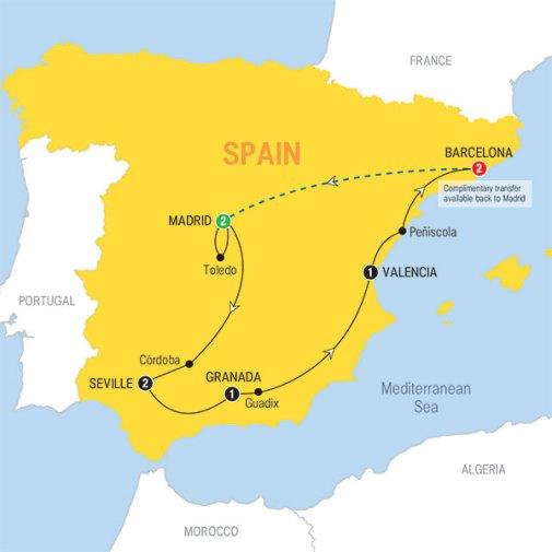 勇闖西班牙(上) | 行前準備與注意事項(圖多)