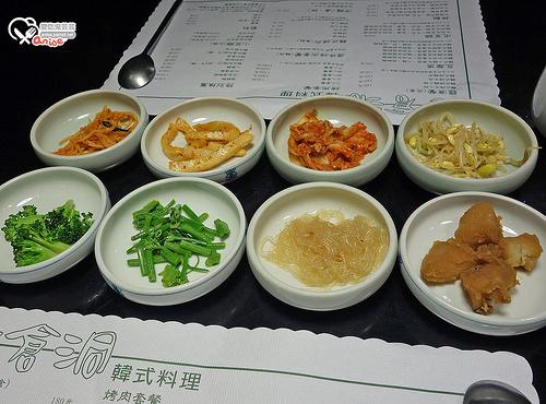 北倉洞韓式料理,平價小菜吃到飽,CP值高